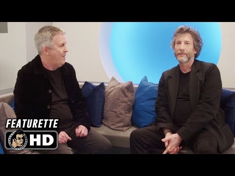 GOOD OMENS Official Featurette