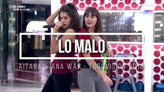 LO MALO - Aitana & Ana War ENGLISH SUBS + LETRA ESP