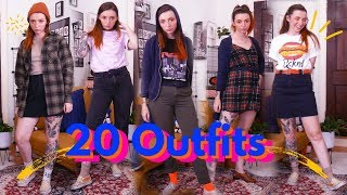 20 Back To School Outfits (Summer/Fall Fashion)