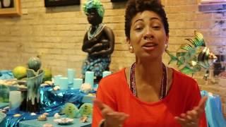 """Sunni Patterson recites """"Black Back"""""""
