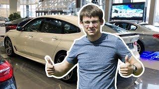 Об этом авто не стыдно помечтать! BMW 640GT NEW!
