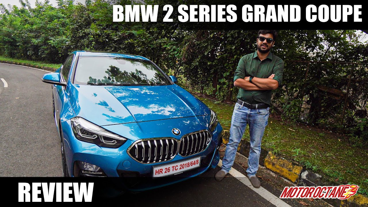 Motoroctane Youtube Video - BMW 2 SERIES Review - Most Affordable One
