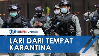 Polisi Buru 2 Orang Suspect Virus Corona yang Lari dari Tempat Karantina di Hong Kong