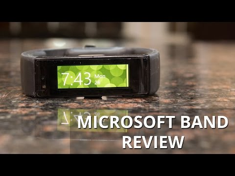 Microsoft Band Review