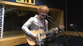 Gambar cover Ed Sheeran - Give Me Love (Live Session)
