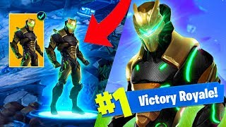 THIS IS WHAT HAPPENS WHEN YOU WIN 10 GAMES IN A ROW! - Fortnite