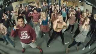Flashmob sur The Big Bang Theory