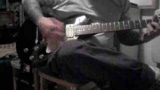 AC/DC Cover hold me back (Tribute guitarist)