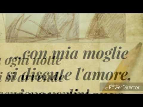 """, title : 'Fabrizio De André """"La canzone del Padre"""" (con testo)'"""