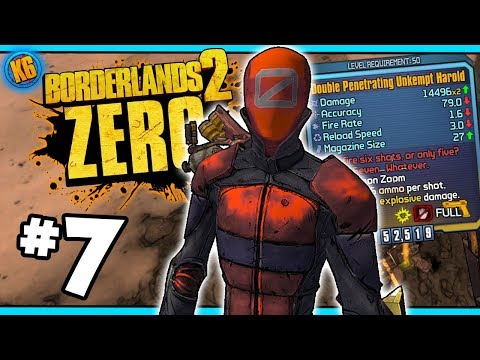 DPUH & WORLD DROP BEE AGAIN?! - Road to Ultimate Zer0 | Day #7 [Borderlands 2]
