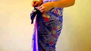 doby black elite bahan kain batik katun sarung kebaya