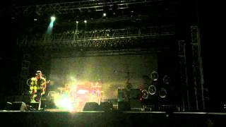 Brand New - Tautou live in Tempe, AZ @ Summer Ends Music Festival on 09/25/2015