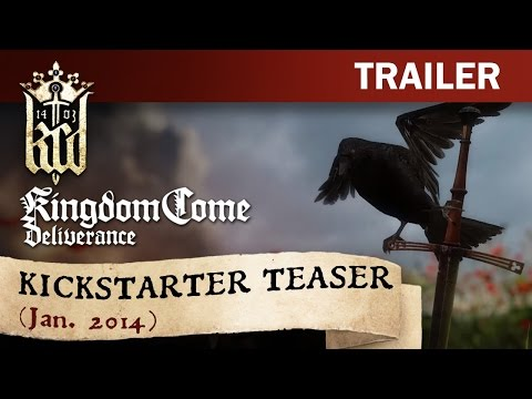 Warhorse Studios oznamuje Kingdom Come: Deliverance