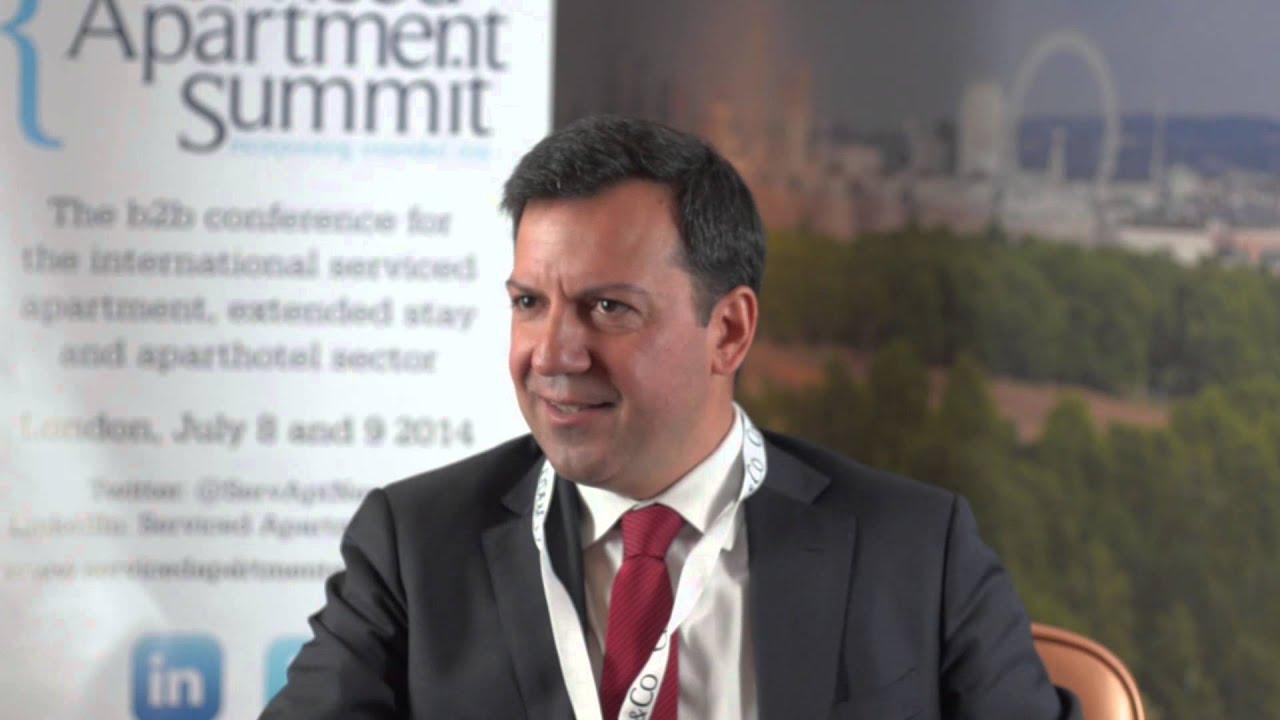 Serviced Apartment Summit interviews: Vangelis Porikis, Aparthotels Adagio