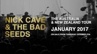 Nick Cave 10/26/2016