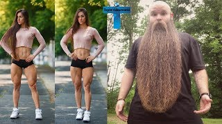 Top 10 Most Unusual and Bizarre People Around The World