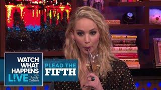 Can Jennifer Lawrence Rank The Kardashians?   Plead The Fifth   WWHL