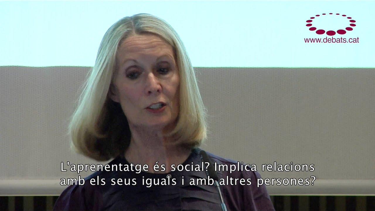 Valerie Hannon: Com construïm una comunitat educativa implicada? (resum)