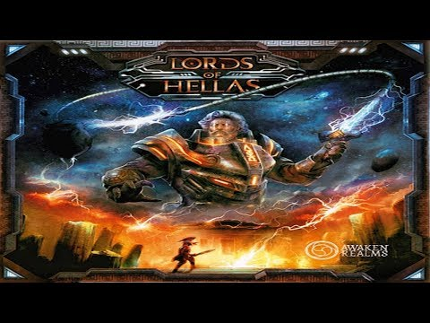 No Runthrough Review: Lords of Hellas