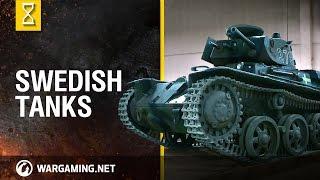 Tank Building: Swedish Tanks - World of Tanks