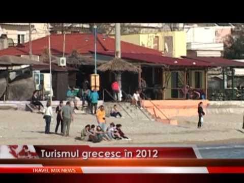 Turismul grecesc in 2012