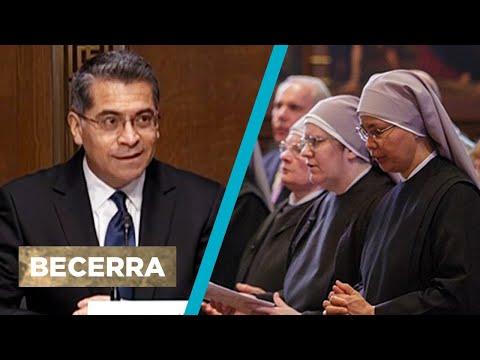 Senator Slams Becerra for Suing Nuns