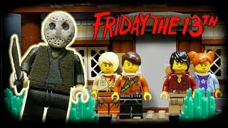 LEGO Stop Motion Friday the 13th