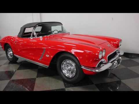 Video of '62 Corvette - KPIH