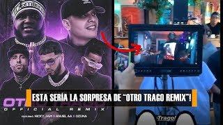OTRO TRAGO Remix Tendrá Video Oficial Y ¿Será Éste El Artista Sorpresa? | SeveNTrap