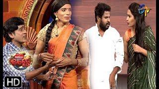 Hyper Aadi, Raising Raju Performance | Jabardasth  | 23rd  May 2019 | ETV Telugu