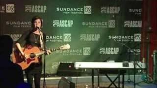Missy Higgins - Angela: Live at the ASCAP Music Cafe
