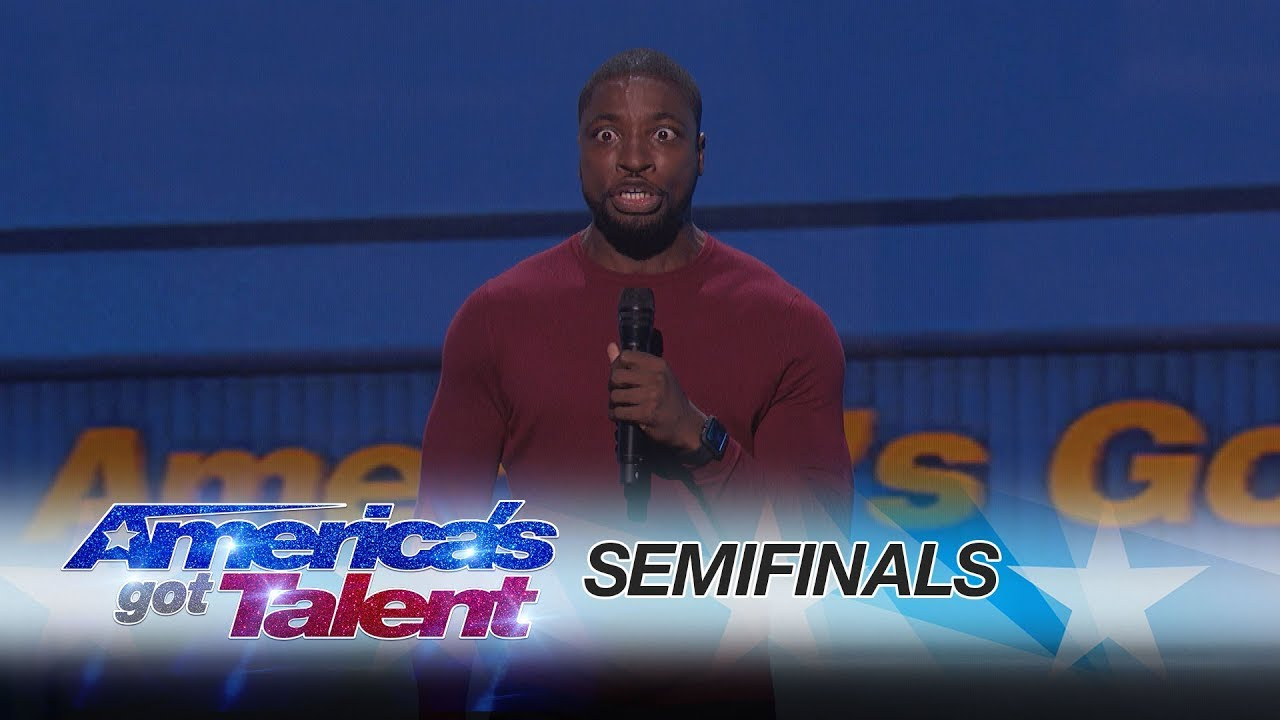 Preacher Lawson: Comedian Delivers Refreshing Take On Being Single - America's Got Talent 2017 thumbnail