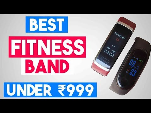 Best Fitness Band In India Under 1000