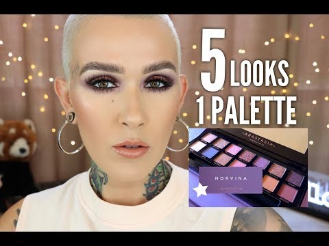 Norvina Eyeshadow Palette by Anastasia Beverly Hills #6