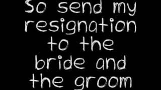 To the end - My chemical romance w/lyrics