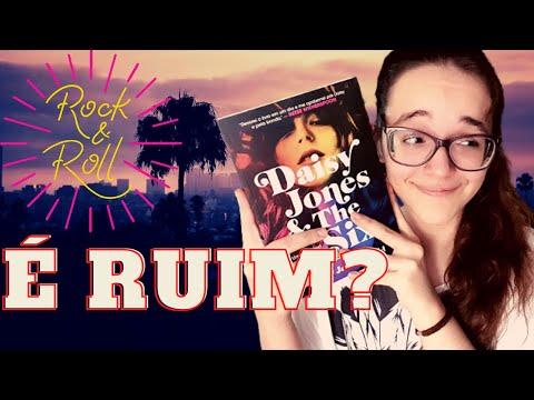 Eu li DAISY JONES & THE SIX da Taylor Jenkins Reid e... (com spoilers!!) | Emy Custodio