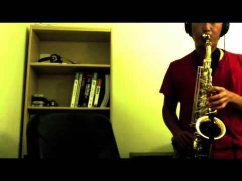 Green Day - 21 Guns Alto Sax Cover Mp3