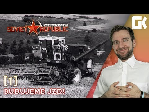 BUDUJEME JZD! | Workers & Resources Soviet Republic #01