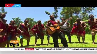 Enjoy some upbeat African traditional dance | CULTURE QUEST
