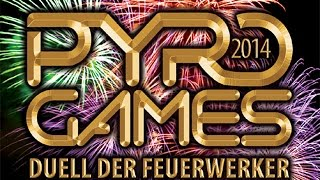 preview picture of video 'Pyrogames 2014 Erfurt Team 1 PyroProdukt'