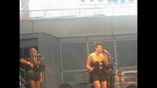 Zaki Ibrahim - Heart Beat (Canada Day, Toronto, July 2012)
