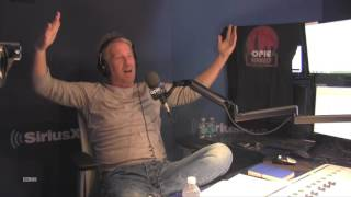 Opie Show - Opie Explains To Anthony Why Howard Stern Has Hallways Closed - @OpieRadio