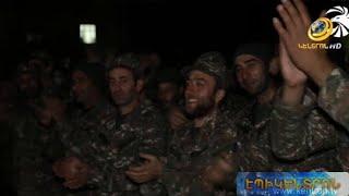«Հետքայլի իրավունք չունե՛նք». զինվորագրված տղաները ռազմաճակատ են մեկնում հաղթական տրամադրությամբ