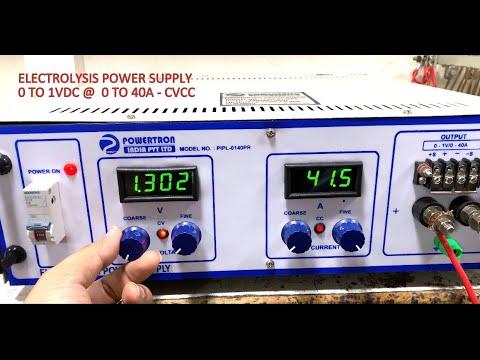 PIPL-0140PR Electrolysis Power Supply