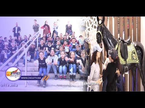 العرب اليوم - شاهد: افتتاح معرض الفرس رسميًا في الجديدة تحت شعار