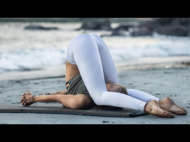 Detox Yoga For Weight Loss & Digestion | Yogic Immune System Boost