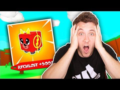 NEJRYCHLEJŠÍ PET VE HŘE! | Roblox #82 | HouseBox