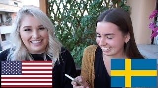 AMERICAN GUESSES SWEDISH SAYINGS