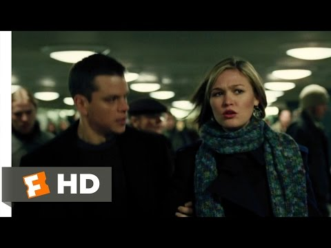 The Bourne Supremacy (5/9) Movie CLIP - Interrogating Nicky (2004) HD