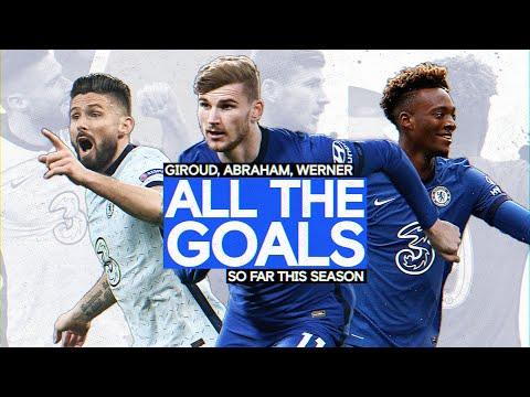 Timo Werner Tammy Abraham & Olivier Giroud | Every Goal So Far This Season